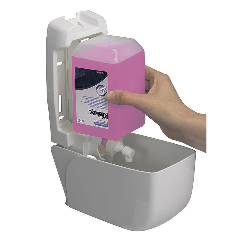 dozatoare de sapun cu rezervor reîncărcabil