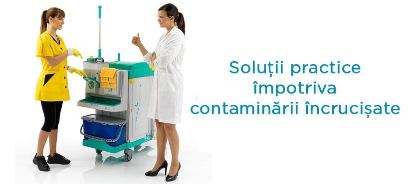 2 простых шага для борьбы с перекрестным загрязнением в больницах: практические решения!